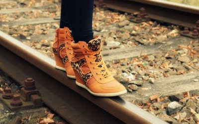 Top tendencias de moda en pieles estampadas para zapatos