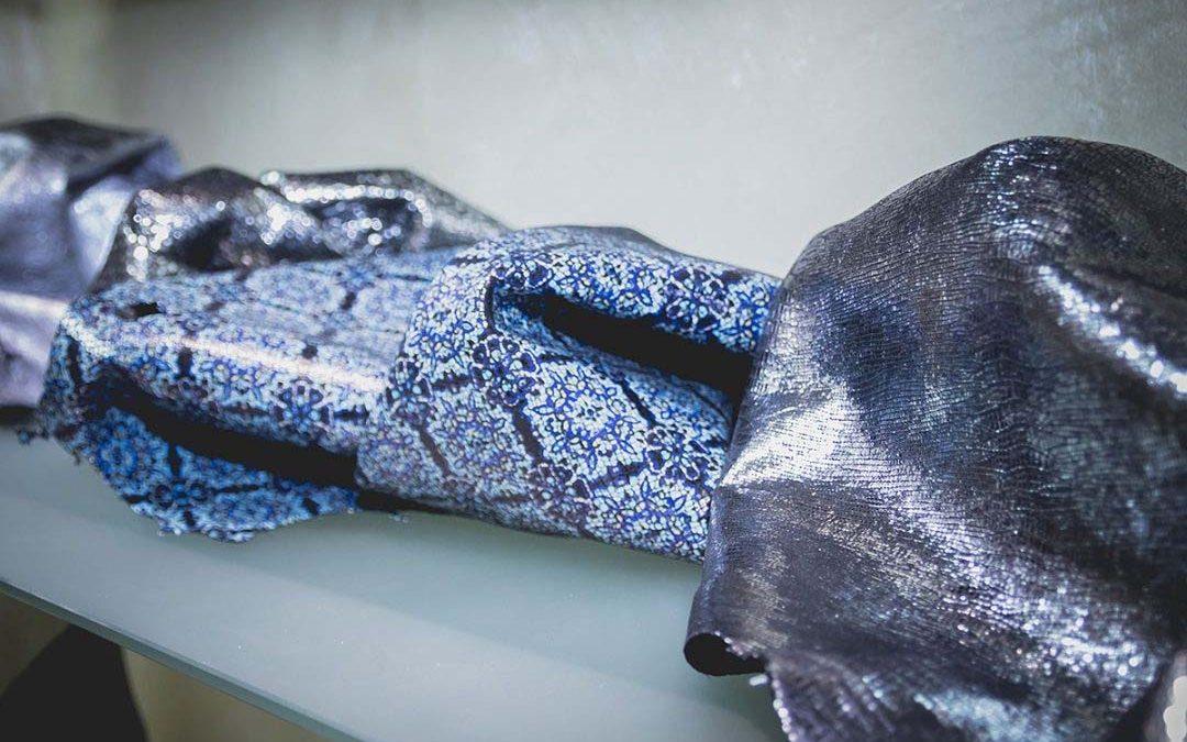 Piel de fantasía para confección de calzado y bolsos